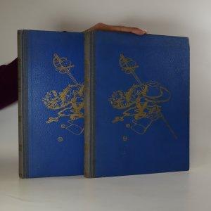 náhled knihy - Tři mušketýři. 1. - 2. díl. (2 svazky)