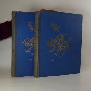 náhled knihy - Tři mušketýři po dvaceti letech. 1. - 2. díl. (2 svazky)