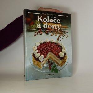 náhled knihy - Koláče a dorty. Velká obrazová kniha o pečení