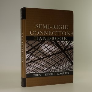 náhled knihy - Semi-rigid connections handbook