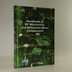 náhled knihy - Handbook of RF, microwave, and millimeter-wave components