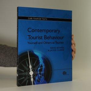 náhled knihy - Contemporary Tourist Behaviour