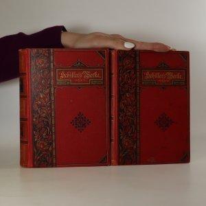 náhled knihy - Schiller's Werke. 1. - 4. díl. (2 svazky)
