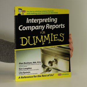 náhled knihy - Interpreting Company Reports for Dummies