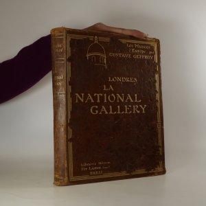 náhled knihy - La National-Gallery. Londres (obal se drolí)