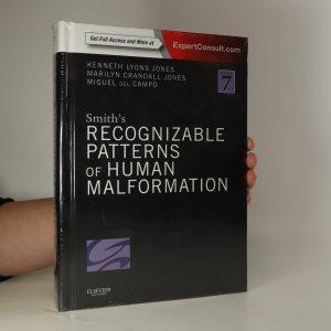 náhled knihy - Smith's Recognizable Patterns of Human Malformation (zabalená)