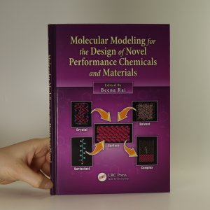 náhled knihy - Molecular modeling for the design of novel performance chemicals and materials