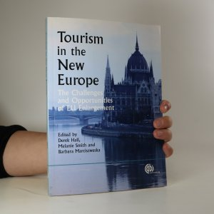 náhled knihy - Tourism in the new Europe. The challenges and opportunities of EU enlargement