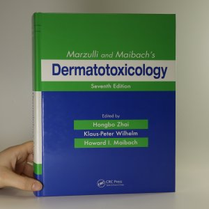 náhled knihy - Marzulli and Maibach's dermatotoxicology