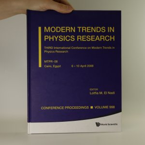 náhled knihy - Modern trends in physics research