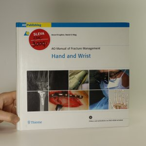 náhled knihy - AO Manual of fracture management. Hand and wrist.