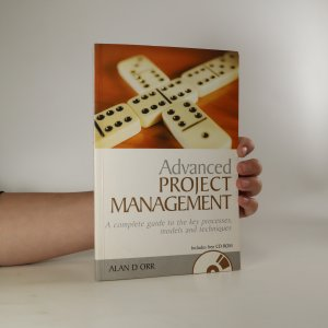 náhled knihy - Advanced project management