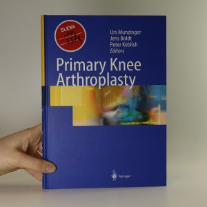 náhled knihy - Primary Knee Arthroplasty