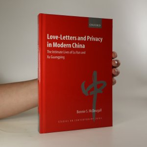náhled knihy - Love-letters and Privacy in Modern China