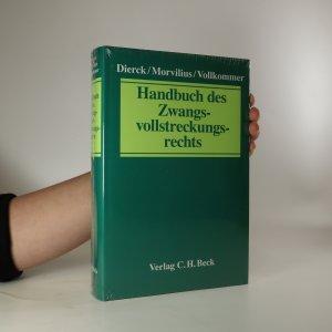 náhled knihy - Handbuch des Zwangsvollstreckungsrechts (zabalená)