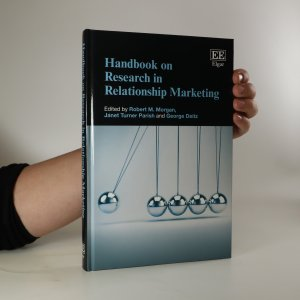 náhled knihy - Handbook on Research in Relationship Marketing