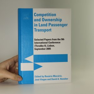 náhled knihy - Competition and ownership in land passenger transport