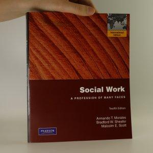 náhled knihy - Social work