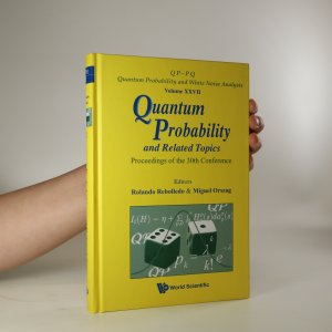 náhled knihy - Quantum Probability and Related Topics