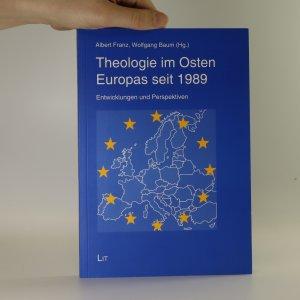 náhled knihy - Theologie im Osten Europas seit 1989