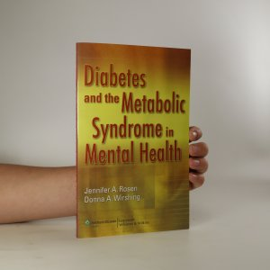 náhled knihy - Diabetes and the Metabolic Syndrome in Mental Health :
