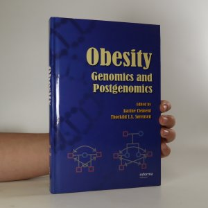 náhled knihy - Obesity. Genomics and postgenomics