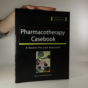 náhled knihy - Pharmacotherapy Casebook