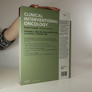 antikvární kniha Clinical Interventional Oncology, 2014