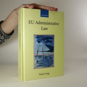 náhled knihy - EU Administrative Law