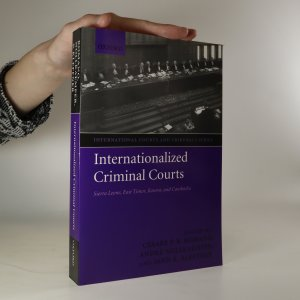 náhled knihy - Internationalized Criminal Courts and Tribunals
