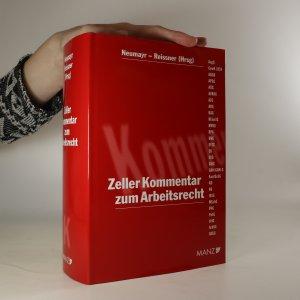 náhled knihy - Zeller Kommentar zum Arbeitsrecht