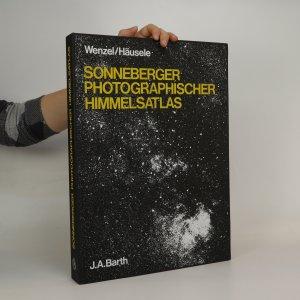 náhled knihy - Sonneberger photographischer Himmelsatlas