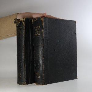 náhled knihy - B. Kočího Malý slovník naučný Malý slovník naučný