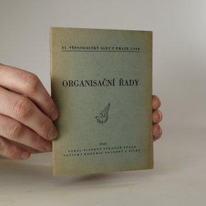 náhled knihy - Organisační řády