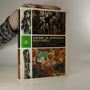 náhled knihy - Safari za africkou kulturou