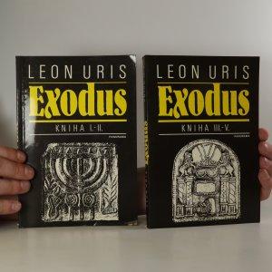 náhled knihy - Exodus I.-V. díl (5 svazků)