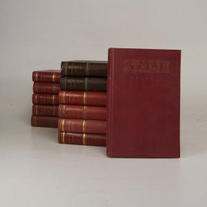 náhled knihy - Spisy (12 svazků)