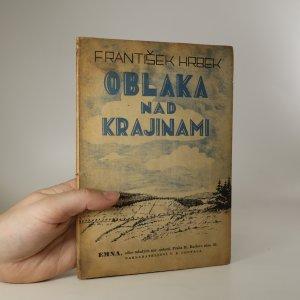 náhled knihy - Oblaka nad krajinami. Básně 1940 (podpis)