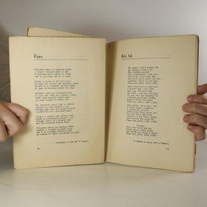 antikvární kniha Balady a j. poesie, 1938 až 1942, 1942