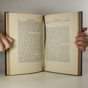 antikvární kniha Die Erforderlichkeit des unmöglichen, 1913