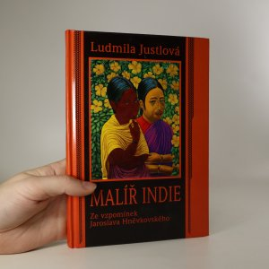 náhled knihy - Malíř indie
