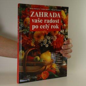 náhled knihy - Zahrada. Vaše radost po celý rok