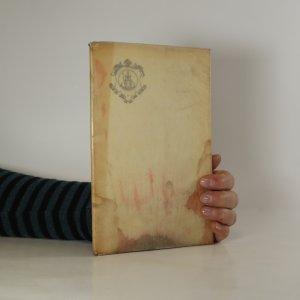 náhled knihy - Frenštátský národopis a přírodopis