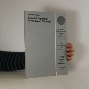 náhled knihy - Tensorial Expansiosn in Non-Linear Mechanics. Rozpravy československé akademie věd (ročník 94, sešit 1)