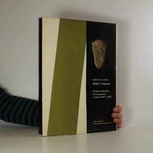 náhled knihy - Dolní Věstonice. Výzkum tábořiště lovců mamutů v letech 1947 - 1952 (žluté flíčky na ořízce)