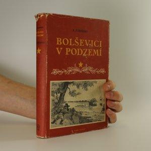 náhled knihy - Bolševici v podzemí