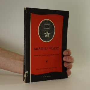 náhled knihy - Bránili vlast