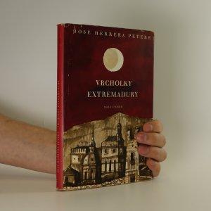 náhled knihy - Vrcholky Extremadury