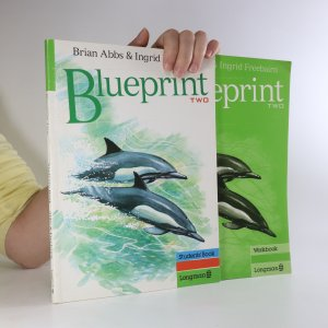 náhled knihy - Blueprint two. Students' Book + Workbook