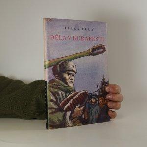 náhled knihy - Děla v Budapešti